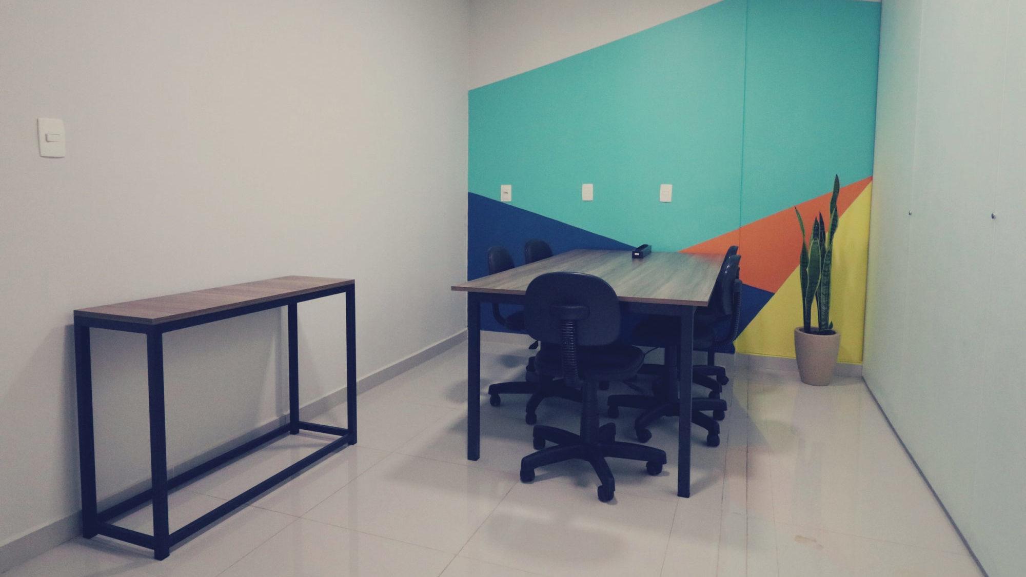 sala de reunião tawa